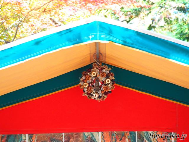 クリスマスナチュラルリース(Mサイズ)3種 おしゃれキャンプ