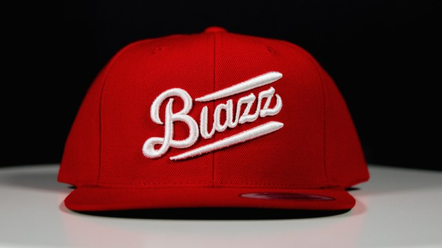 Blunt's Blazz B.B CAP 2020 [RED / WHITE]