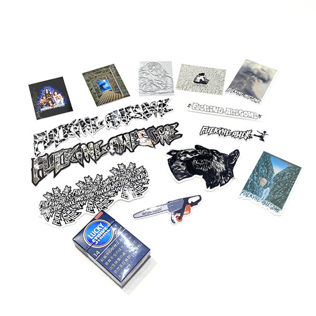 Fucking Awesome|Sicker Pack