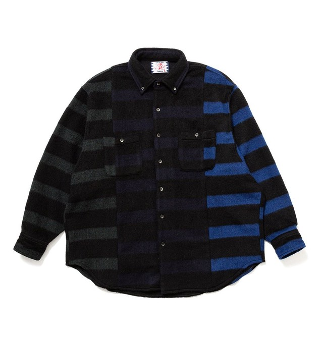【SON OF THE CHEESE】3BORDER SHIRT