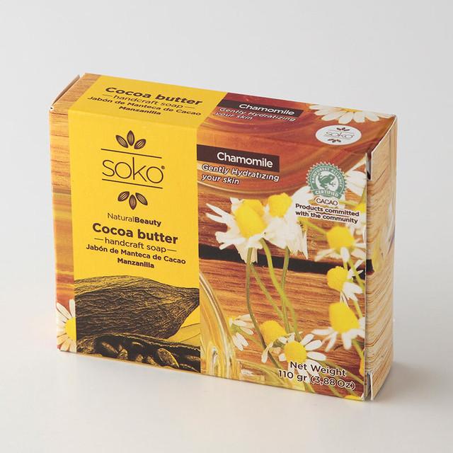 SOKO カカオバター フェイスクリーム 50ml