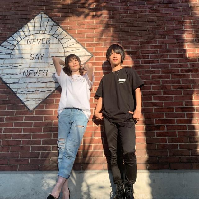 2019ss オリジナルロゴTシャツ【ユニセックス】