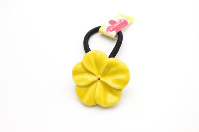有田焼ヘアゴム  flower 22(L)