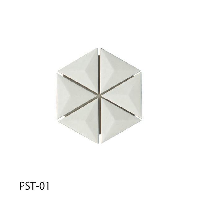 ピラティス 47三角/SWAN TILE スワンタイル 和風