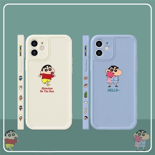 Side cute simple boy iphone case