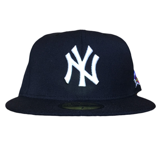NEW ERA New York Yankees 1998 World Series 59Fifty Fitted / Navy×White