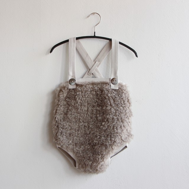 《mimi poupons 2020AW》ファロペット / gray