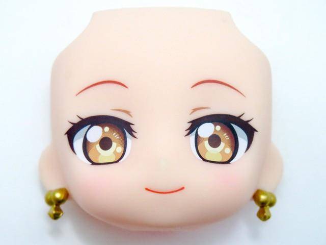 【714】 桜内梨子 顔パーツ 普通 ねんどろいど