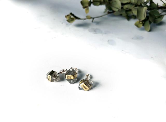 Gift earring (quartz)