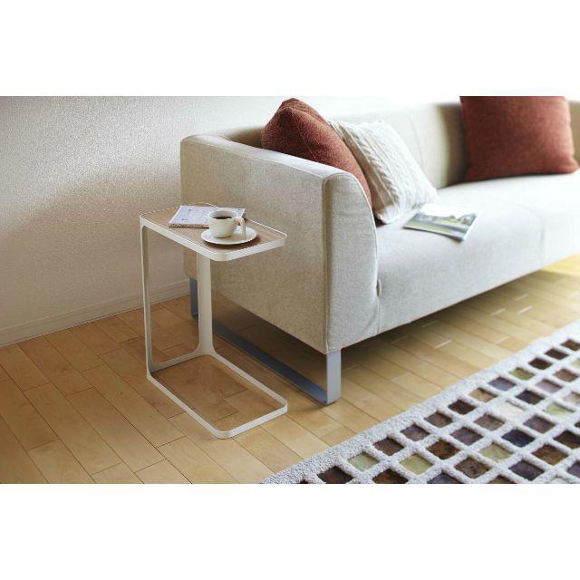 サイドテーブル YM-M17-003 yamazaki 山崎実業 frame フレーム