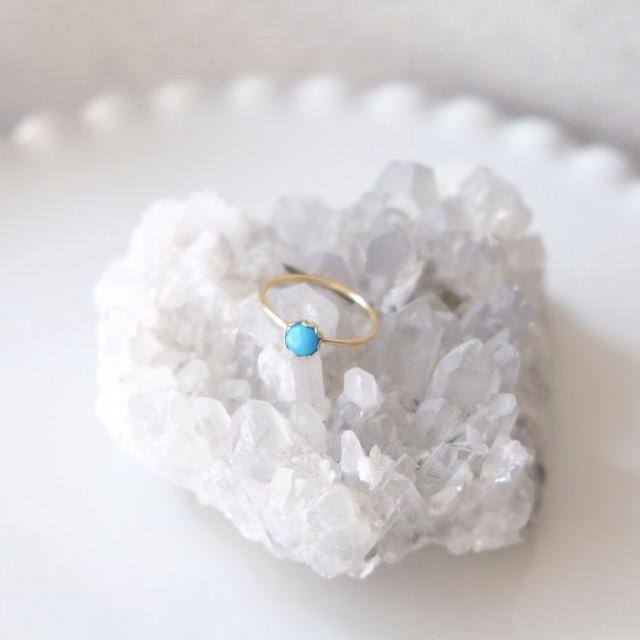 〖FieRté〗Ring~Sleeping Beauty~(※受注生産品)