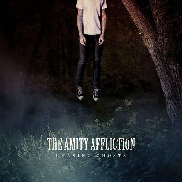 【USED】The Amity Affliction / Chasing Ghosts