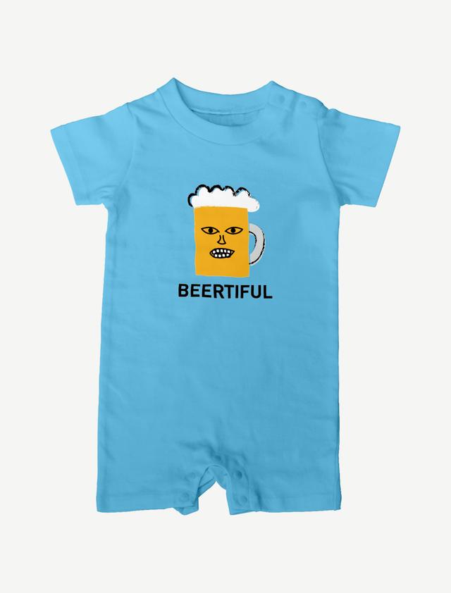 【BEERMAN】ベイビーロンパース