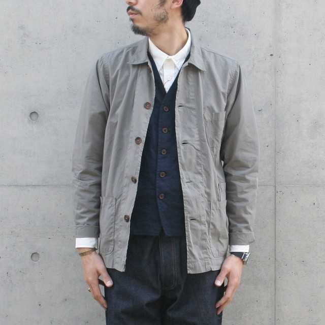 UNIVERSAL WORKS / BAKERS OVERSHIRT