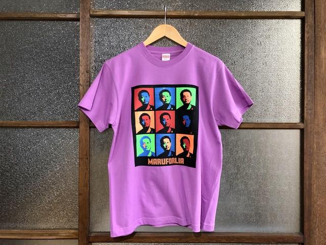"MARUFORLIA T.Y - BIRTHDAY TEE ""マグフォリア公認ブートTシャツ""  (TAKAYA'S HOMETOWN)"