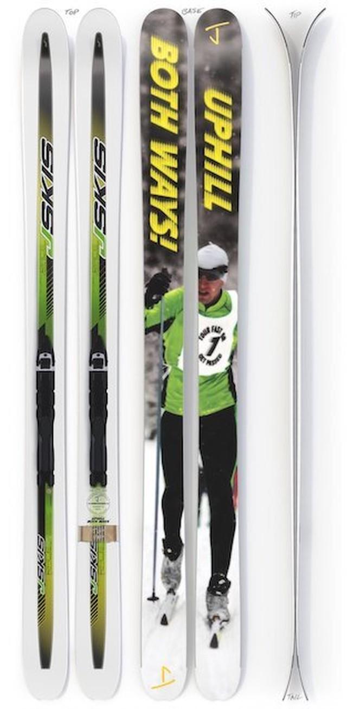 "【予約販売】J skis - THE SLACKER ""UPHILL BOTH WAYS - AHMET'S BRO X J COLLAB """