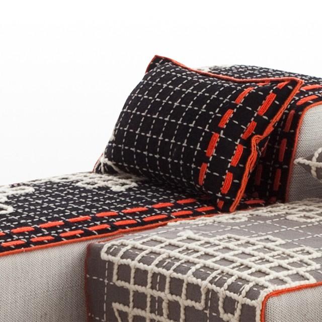Bandas Cushion D 60×40cm[GAN]