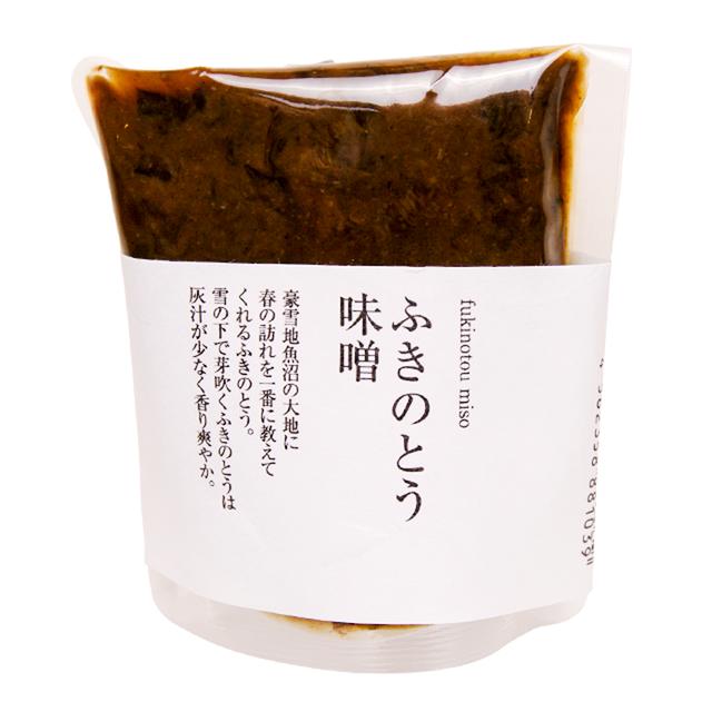 ふきのとう味噌/スタンドタイプ 100g
