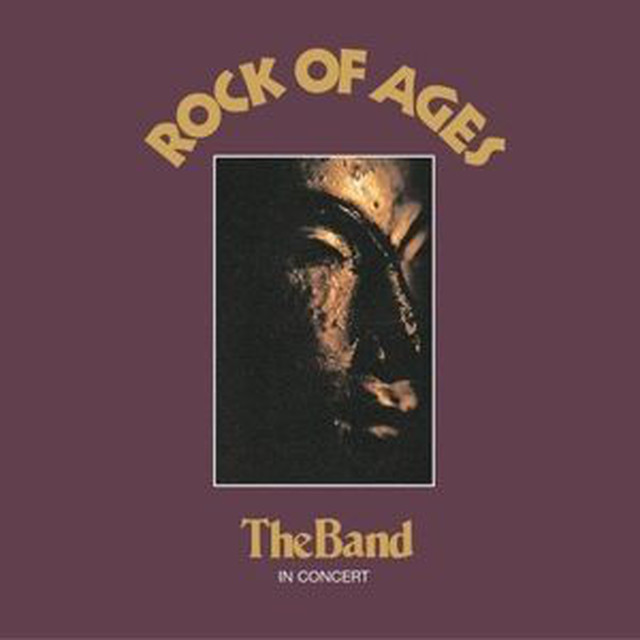 THE BAND / ROCK OF AGES THE BAND IN CONCERT (LP) USA盤