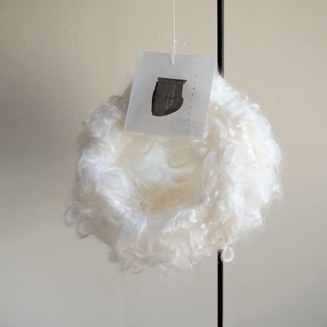 【絲ツム】手紡ぎの刺繍糸(ラメ入り)