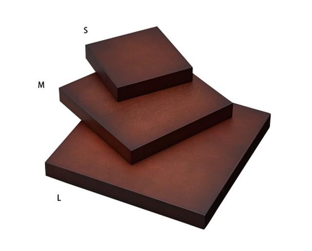 木製ステージ厚み20㎜Mサイズ AR-1644NW-M