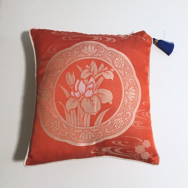 七宝ブローチ(ネコ)bouquet garni オリジナル