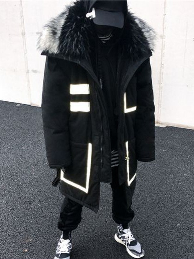 ヴォルケーノもこもこジャケット ★UNISEX  ジャケット アウター 韓国ファッション