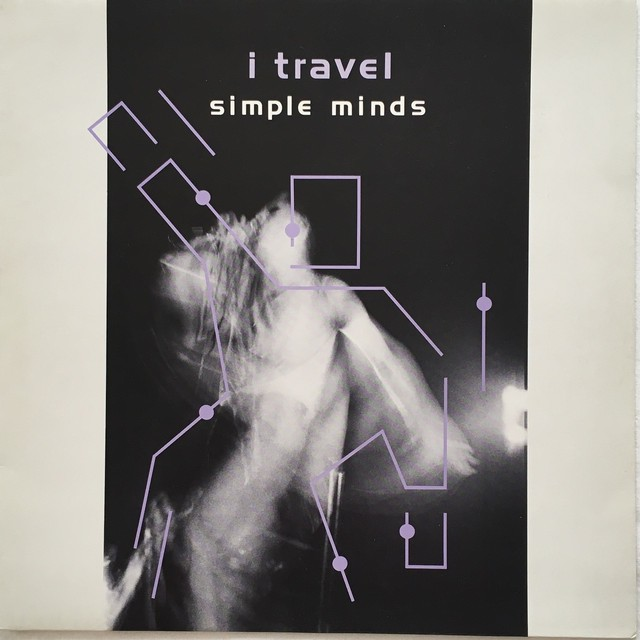 【12inch・英盤】Simple Minds / I Travel