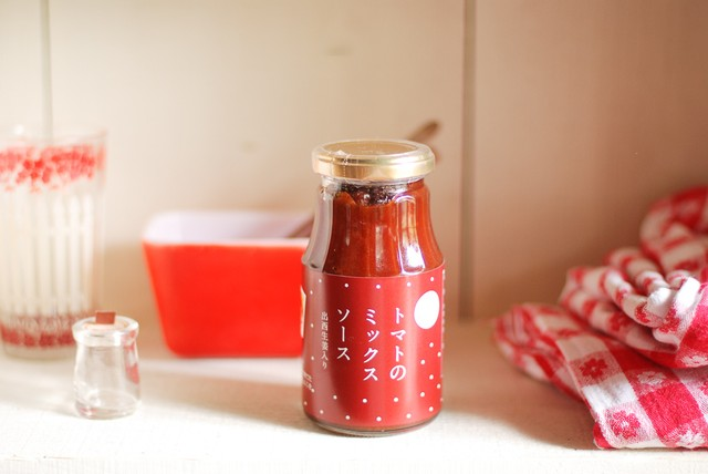 出雲 トマトのミックスソース