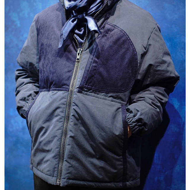WEATHER DOWN JACKET