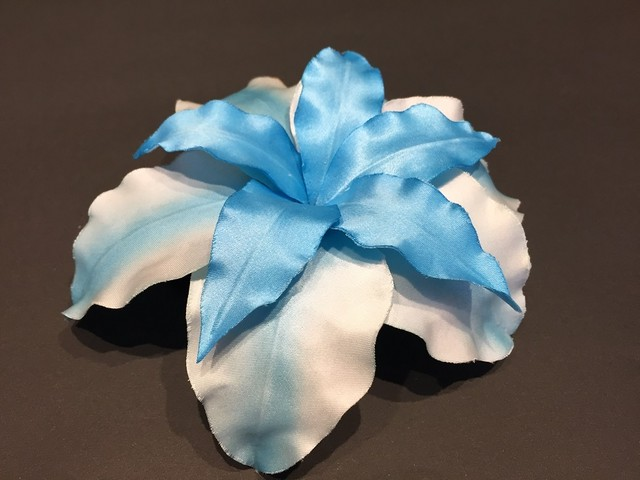 【Lady Brunette】 Head Flower ~BLUE STAR~ AD-L003