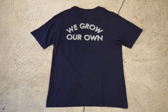USED Patagonia WE GROWN OUR OWN T-shirt XL T0214
