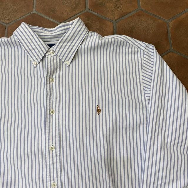 ラルフローレン ボタンダウンシャツ