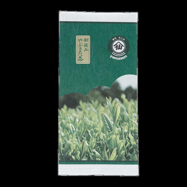 初摘みやぶきた茶 100g