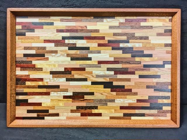 woodmosaic tray 0071