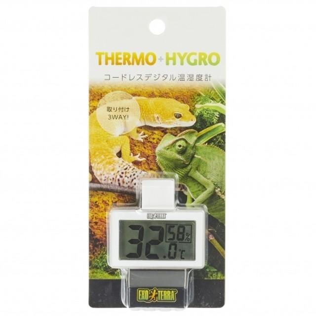 GEX コードレスデジタル温湿度計
