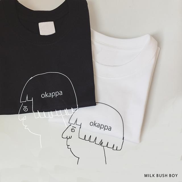 baby + kids t-shirt 【OKAPPA】