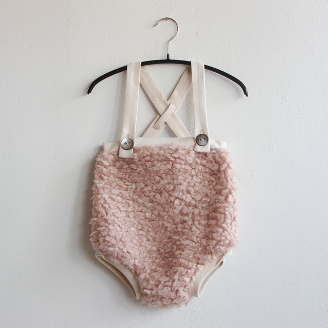 《mimi poupons 2020AW》ファロペット / pink