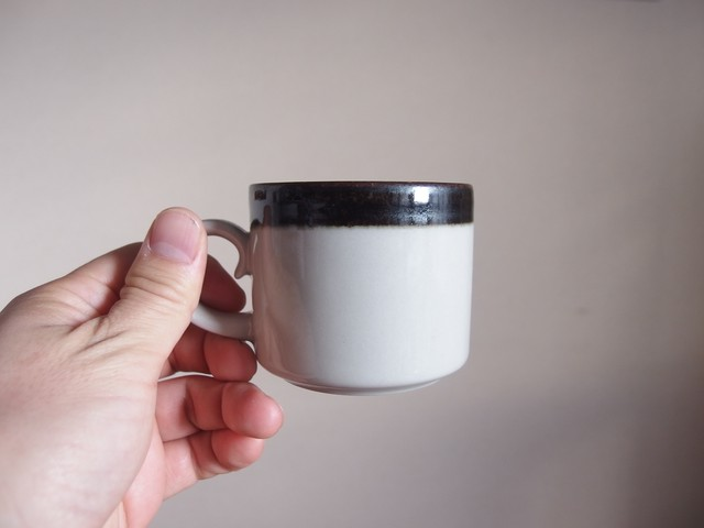 ARABIA Karelia Φ75mm カップ  1個 (ソーサー無し)