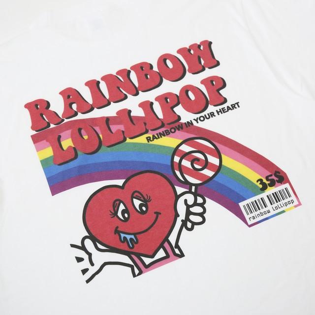 ORIDINAL RAINBOW レイロリ  Tシャツ