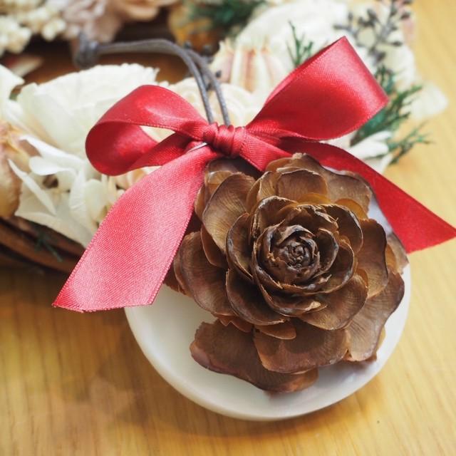 【wisterio+aroma】アロマワックスサシェ・11月作品①