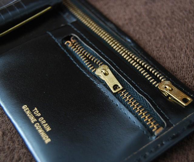TOP GRAIN COW HIDE Vintage Wallet