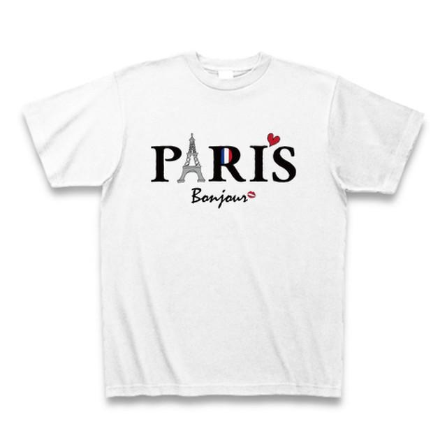 PARIS Bonjour -white-