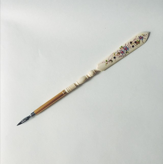 french calligraphy pen