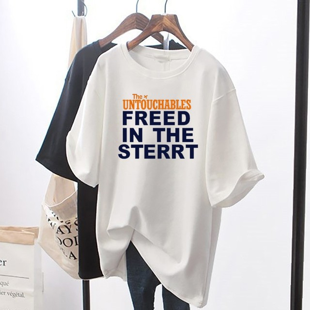 【トップス】好感度UP 韓国系 ファッション アルファベット 半袖 Tシャツ44420527