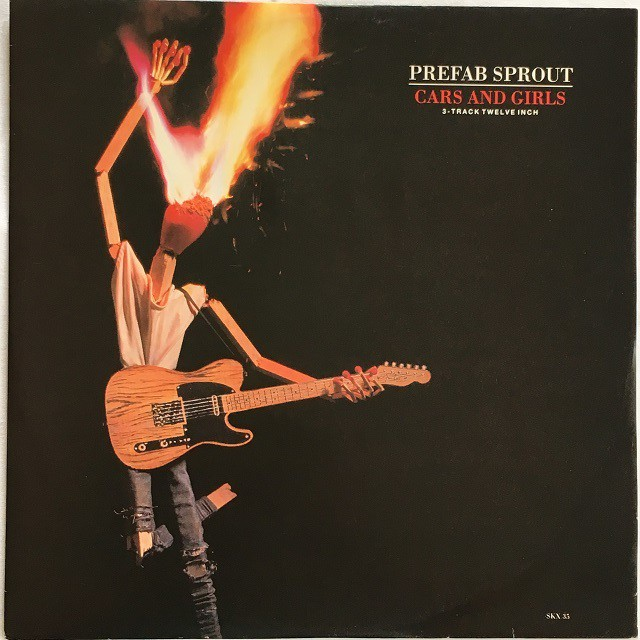 【12inch・英盤】Prefab Sprout  /  Cars and Girls