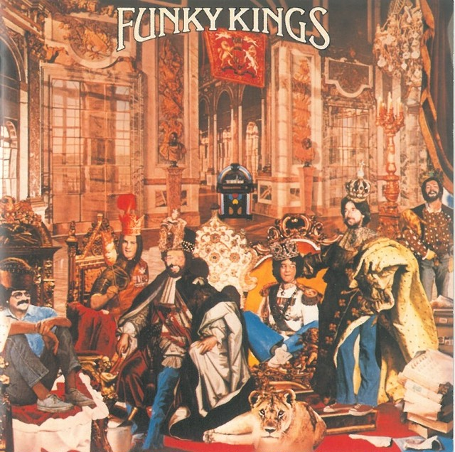 FUNKY KINGS / FUNKY KINGS (CD) 日本盤