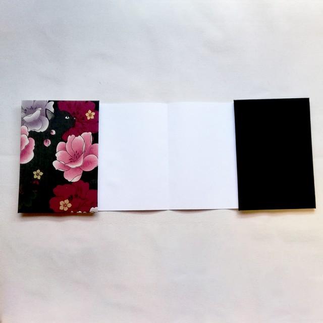 御朱印帳 黒猫   GS-001