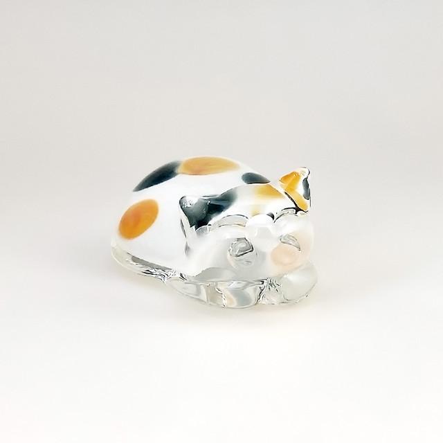 ネコのペンレスト(三毛)