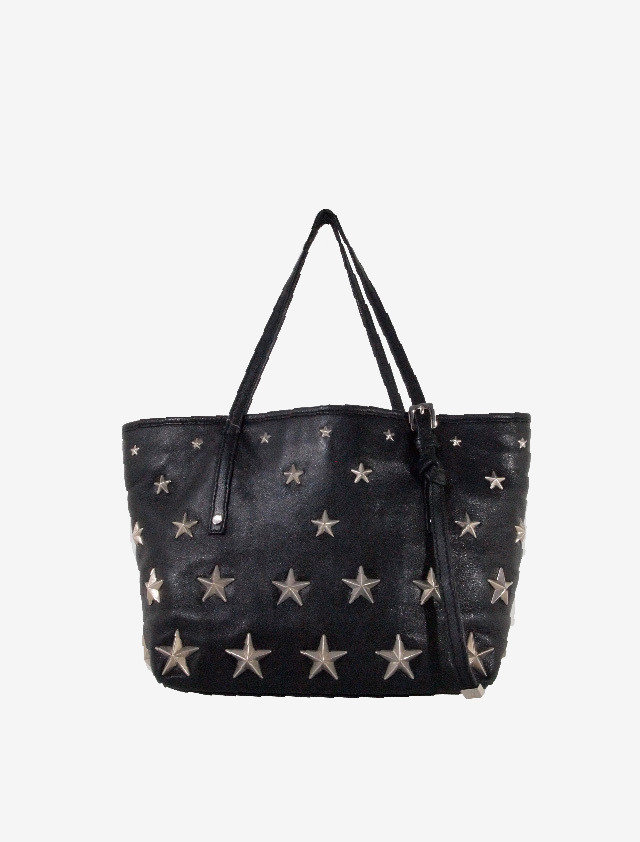 JIMMY CHOO STAR STUDS BAG